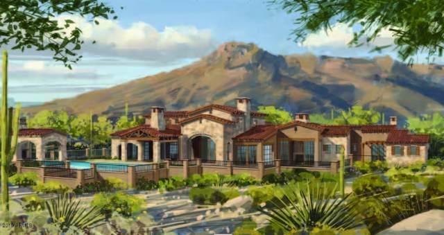 99XX N Cougar Canyon Road, Prescott, AZ 86305 (MLS #6003225) :: Occasio Realty