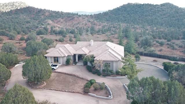 390 E Chrysona Lane, Sedona, AZ 86336 (MLS #6003255) :: neXGen Real Estate