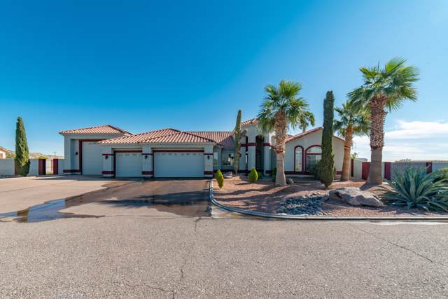 2903 S 271ST Lane, Buckeye, AZ 85326 (MLS #6003263) :: Kepple Real Estate Group