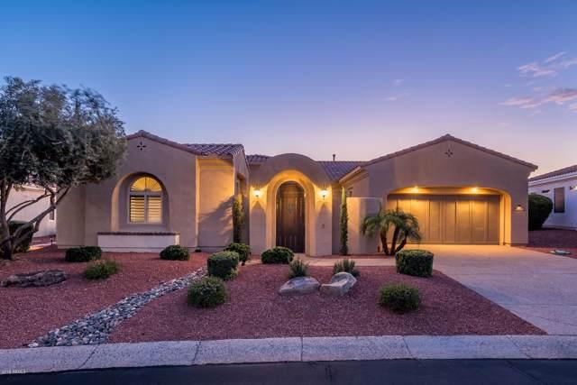 23212 N Pedregosa Drive, Sun City West, AZ 85375 (MLS #6003272) :: Devor Real Estate Associates