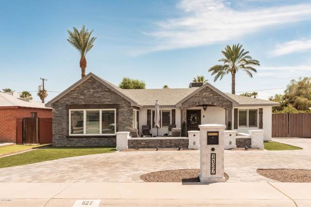 1127 E Georgia Avenue, Phoenix, AZ 85014 (MLS #6003283) :: Brett Tanner Home Selling Team