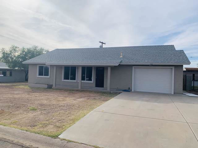 357 Peretz Circle, Morristown, AZ 85342 (MLS #6003299) :: Brett Tanner Home Selling Team