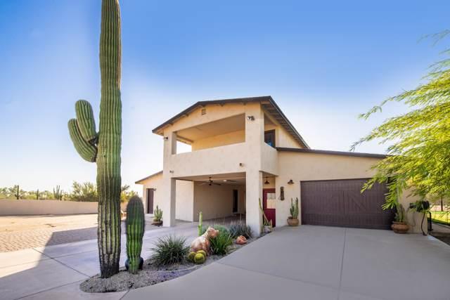 29441 N 64th Street, Cave Creek, AZ 85331 (MLS #6003309) :: Devor Real Estate Associates