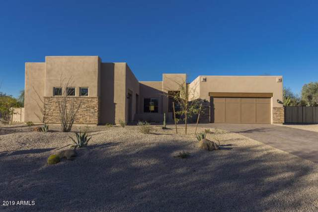 5795 E Surrey Drive, Cave Creek, AZ 85331 (MLS #6003314) :: Devor Real Estate Associates
