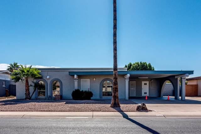 853 W Shannon Street, Chandler, AZ 85225 (MLS #6003347) :: Brett Tanner Home Selling Team