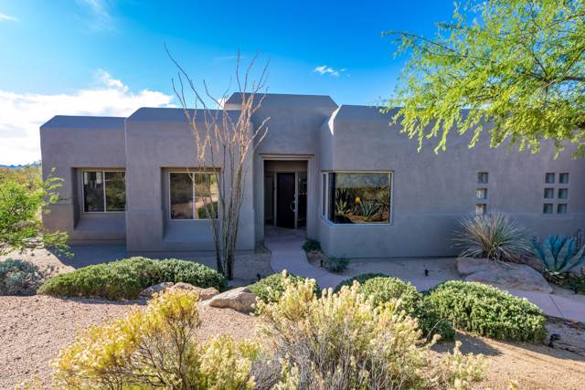 10775 E Monument Drive, Scottsdale, AZ 85262 (MLS #6003354) :: Kortright Group - West USA Realty