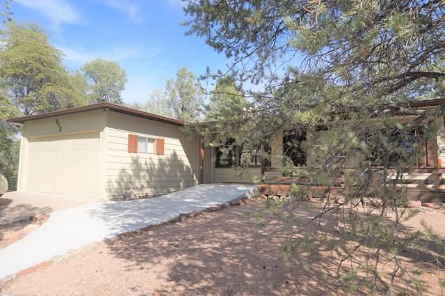 813 N Granite Drive, Payson, AZ 85541 (MLS #6003360) :: The Ford Team