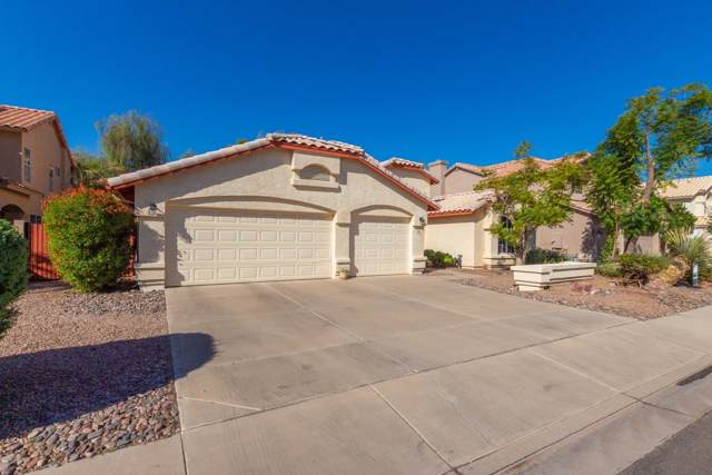 246 S Sandstone Street, Gilbert, AZ 85296 (MLS #6003363) :: The Kenny Klaus Team