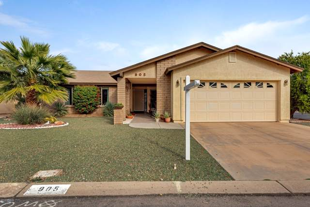 905 S 79TH Place, Mesa, AZ 85208 (MLS #6003366) :: neXGen Real Estate