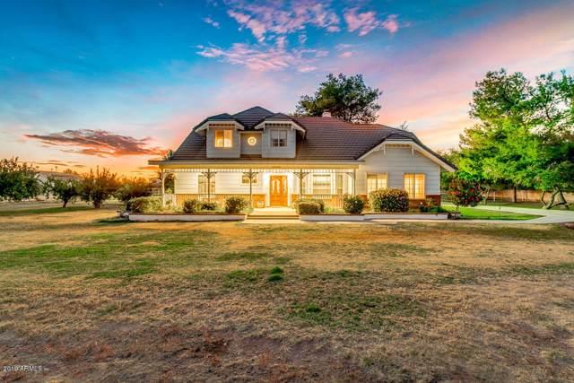 128 S 163RD Street, Gilbert, AZ 85296 (MLS #6003379) :: The Garcia Group