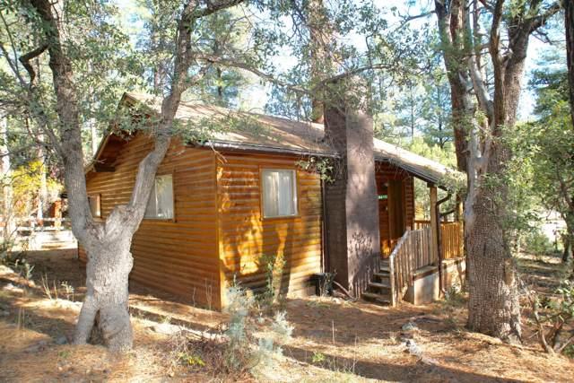 6612 W Warren Drive, Pine, AZ 85544 (MLS #6003392) :: Keller Williams Realty Phoenix