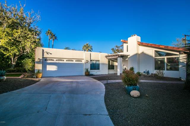 1224 E Escondido Drive, Phoenix, AZ 85014 (MLS #6003398) :: The Kenny Klaus Team