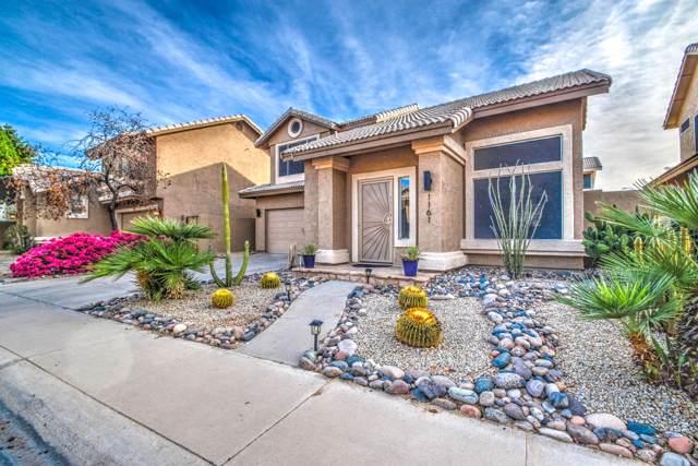 1161 N Nantucket Street, Chandler, AZ 85225 (MLS #6003419) :: Brett Tanner Home Selling Team