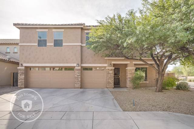 5245 W St Kateri Drive, Laveen, AZ 85339 (MLS #6003439) :: Long Realty West Valley