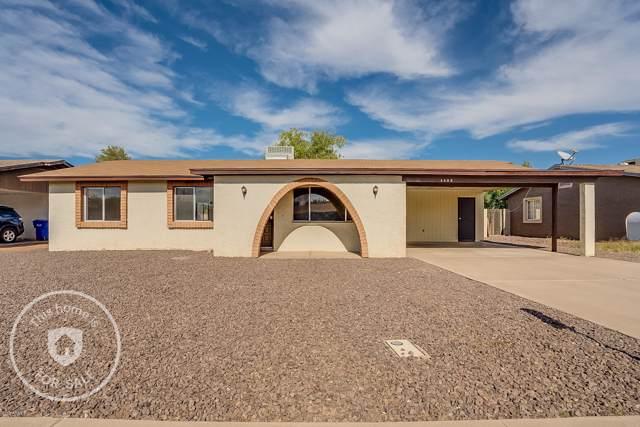 1322 W Linda Lane, Chandler, AZ 85224 (MLS #6003443) :: Brett Tanner Home Selling Team