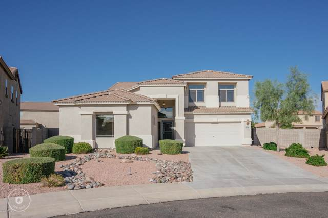 957 S 240TH Drive, Buckeye, AZ 85326 (MLS #6003444) :: The Property Partners at eXp Realty