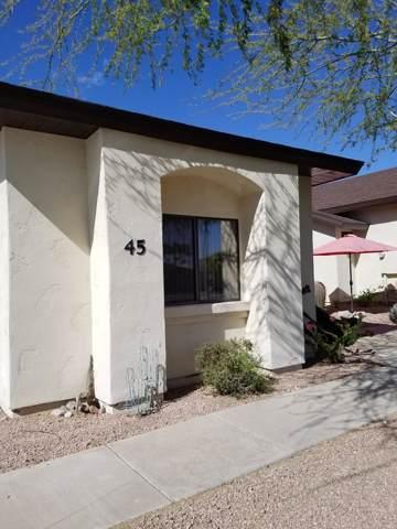 5518 E Lindstrom Lane #45, Mesa, AZ 85215 (MLS #6003451) :: Occasio Realty