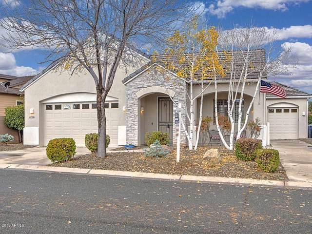 7336 E Cozy Camp Drive, Prescott Valley, AZ 86314 (MLS #6003478) :: neXGen Real Estate