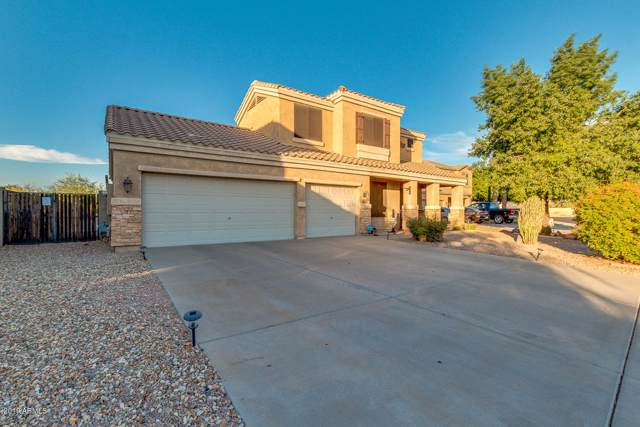 10442 E Idaho Circle, Mesa, AZ 85209 (MLS #6003486) :: Occasio Realty