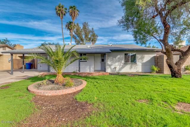 816 W Harrison Street, Chandler, AZ 85225 (MLS #6003494) :: Brett Tanner Home Selling Team