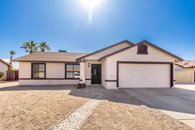 1249 E Avenida Kino, Casa Grande, AZ 85122 (MLS #6003500) :: Lux Home Group at  Keller Williams Realty Phoenix