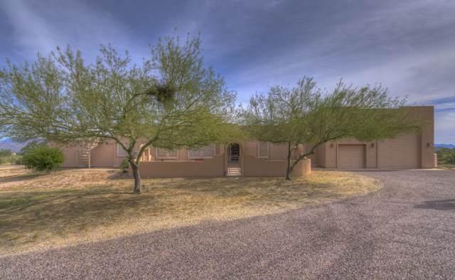 16439 E Morning Vista Lane, Scottsdale, AZ 85262 (MLS #6003534) :: Devor Real Estate Associates