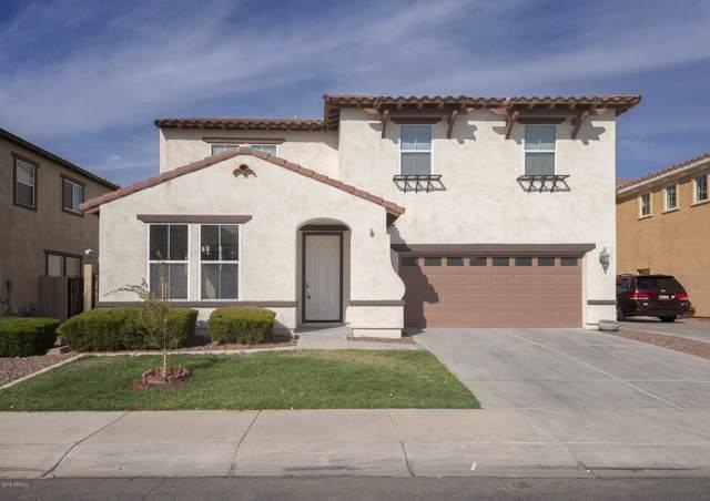 1158 E Park Avenue, Chandler, AZ 85225 (MLS #6003561) :: Brett Tanner Home Selling Team