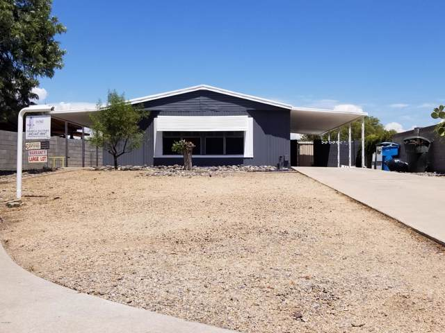 6619 W Carol Avenue, Glendale, AZ 85302 (MLS #6003567) :: Riddle Realty Group - Keller Williams Arizona Realty
