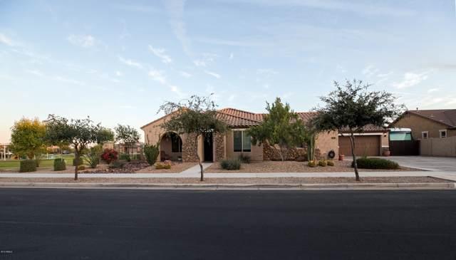 21936 E Quintero Road, Queen Creek, AZ 85142 (MLS #6003583) :: Brett Tanner Home Selling Team