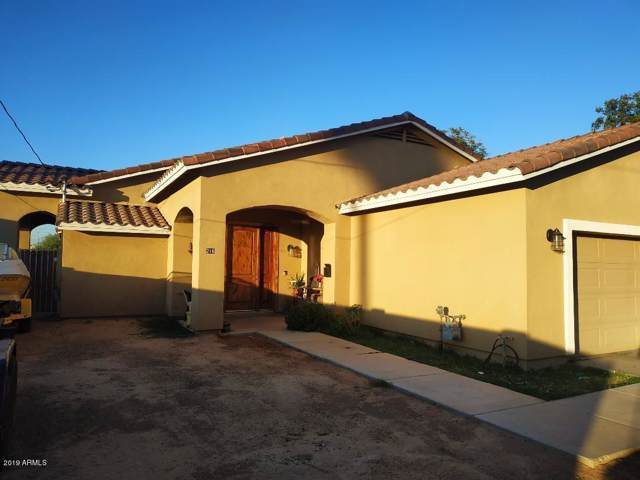 216 E 5TH Avenue, Mesa, AZ 85210 (MLS #6003594) :: CC & Co. Real Estate Team