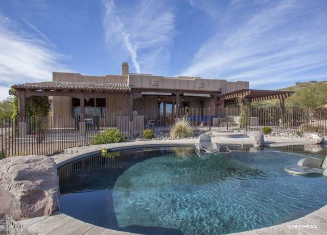 3579 S Kings Ranch Court, Gold Canyon, AZ 85118 (MLS #6003613) :: Conway Real Estate