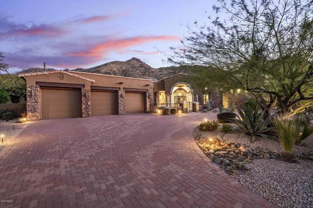 11965 E Calle De Valle Drive, Scottsdale, AZ 85255 (MLS #6003622) :: Openshaw Real Estate Group in partnership with The Jesse Herfel Real Estate Group