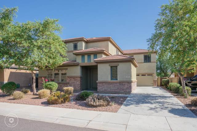 23313 N 119TH Drive, Sun City, AZ 85373 (MLS #6003645) :: The W Group