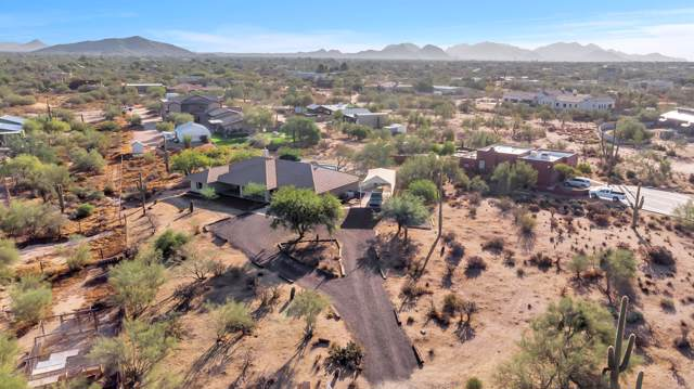 30619 N 63RD Street, Cave Creek, AZ 85331 (MLS #6003650) :: Devor Real Estate Associates