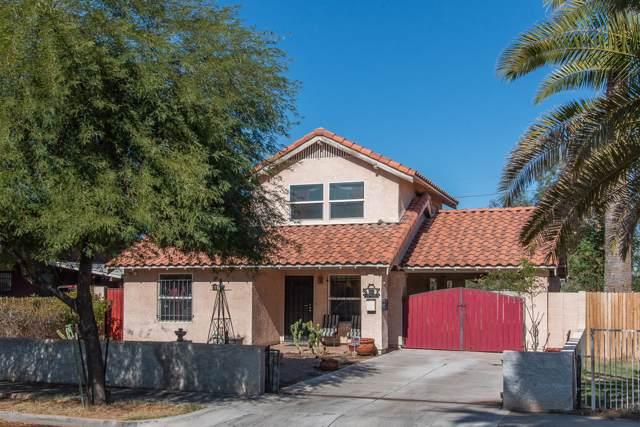 1340 E Moreland Street, Phoenix, AZ 85006 (MLS #6003651) :: Dijkstra & Co.