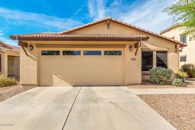4160 E Sidewinder Court, Gilbert, AZ 85297 (MLS #6003653) :: Lifestyle Partners Team