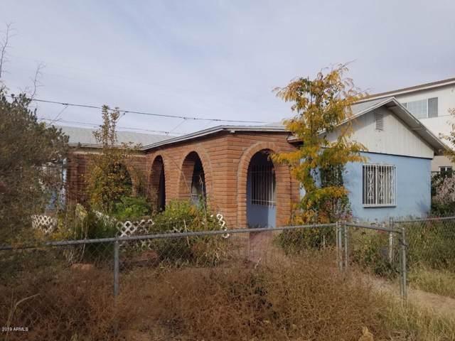 828 E 5th Street, Douglas, AZ 85607 (MLS #6003682) :: The W Group