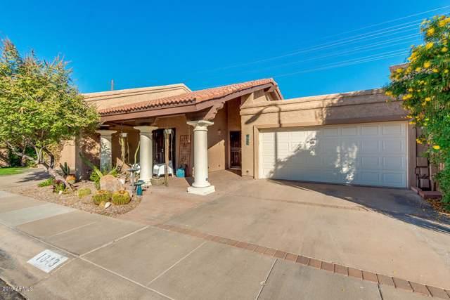 1843 N 79th Place, Scottsdale, AZ 85257 (MLS #6003717) :: The Kenny Klaus Team