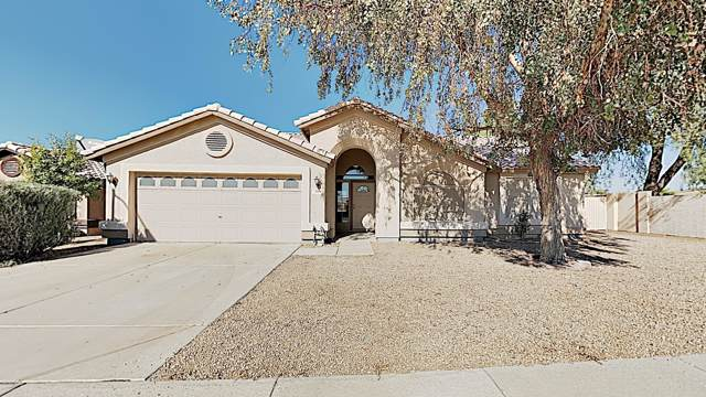 8110 W Palmaire Avenue, Glendale, AZ 85303 (MLS #6003725) :: RE/MAX Desert Showcase