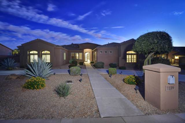 7279 E La Junta Road, Scottsdale, AZ 85255 (MLS #6003748) :: The Ford Team