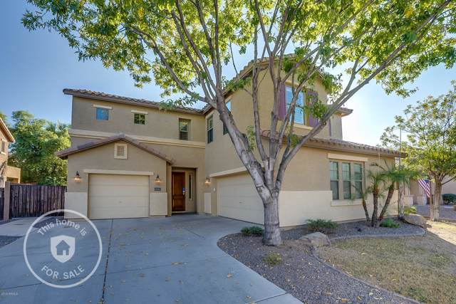 2521 E Parkview Drive, Gilbert, AZ 85295 (MLS #6003755) :: Lifestyle Partners Team