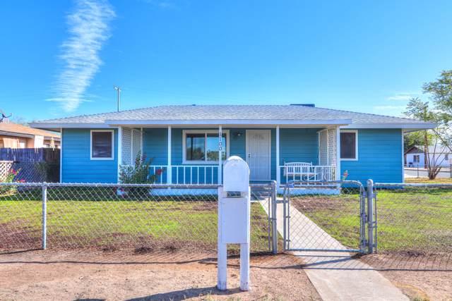 1100 N Brown Avenue, Casa Grande, AZ 85122 (MLS #6003758) :: Kortright Group - West USA Realty