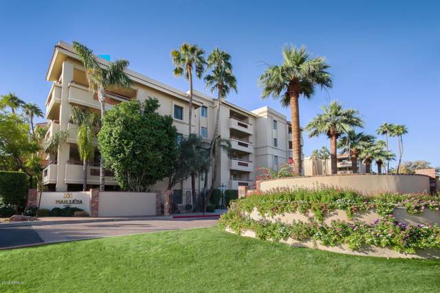 4200 N Miller Road #403, Scottsdale, AZ 85251 (MLS #6003770) :: The Daniel Montez Real Estate Group