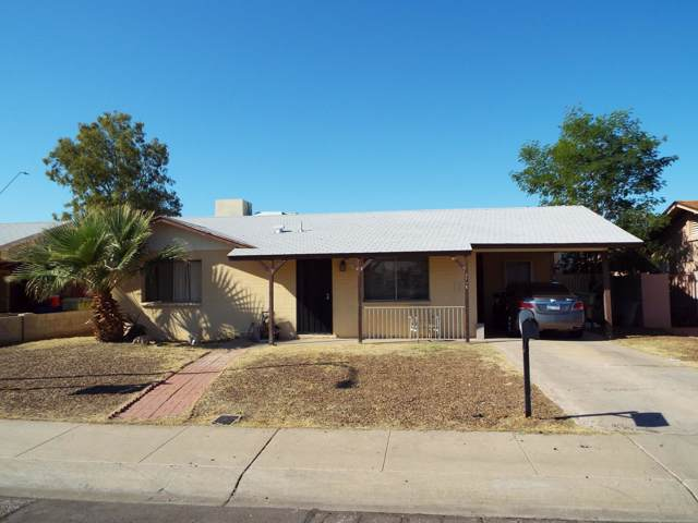 6752 N 65TH Avenue, Glendale, AZ 85301 (MLS #6003803) :: RE/MAX Desert Showcase