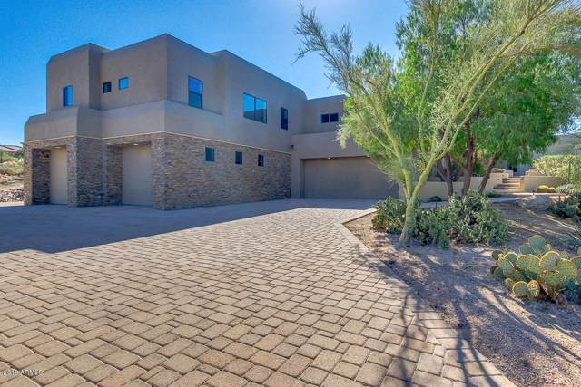 9533 E Quail Trail, Carefree, AZ 85377 (MLS #6003848) :: Revelation Real Estate