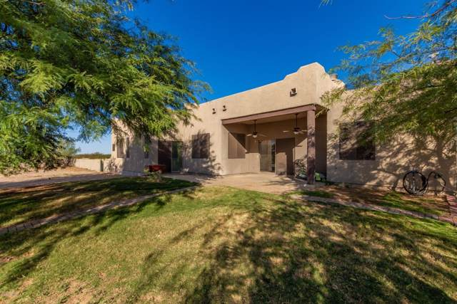 30807 N 251ST Avenue, Wittmann, AZ 85361 (MLS #6003853) :: Devor Real Estate Associates