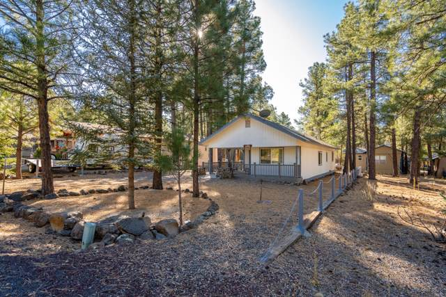 1005 E Hillside Drive, Munds Park, AZ 86017 (MLS #6003864) :: Brett Tanner Home Selling Team
