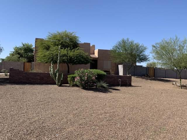 28306 N 224TH Avenue, Wittmann, AZ 85361 (MLS #6003881) :: The Daniel Montez Real Estate Group