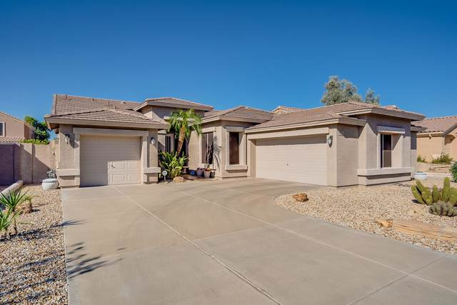 17710 N 53RD Lane, Glendale, AZ 85308 (MLS #6003896) :: Conway Real Estate