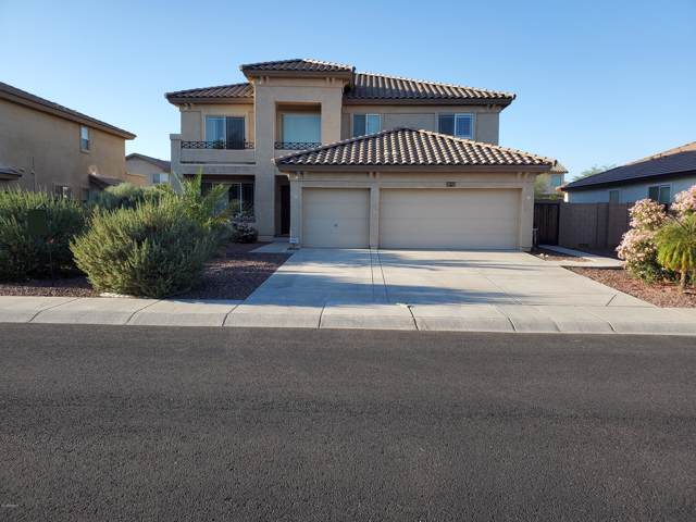 21976 W Devin Drive, Buckeye, AZ 85326 (MLS #6003897) :: Cindy & Co at My Home Group